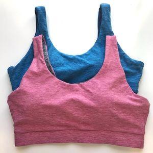 Sports bra bundle medium